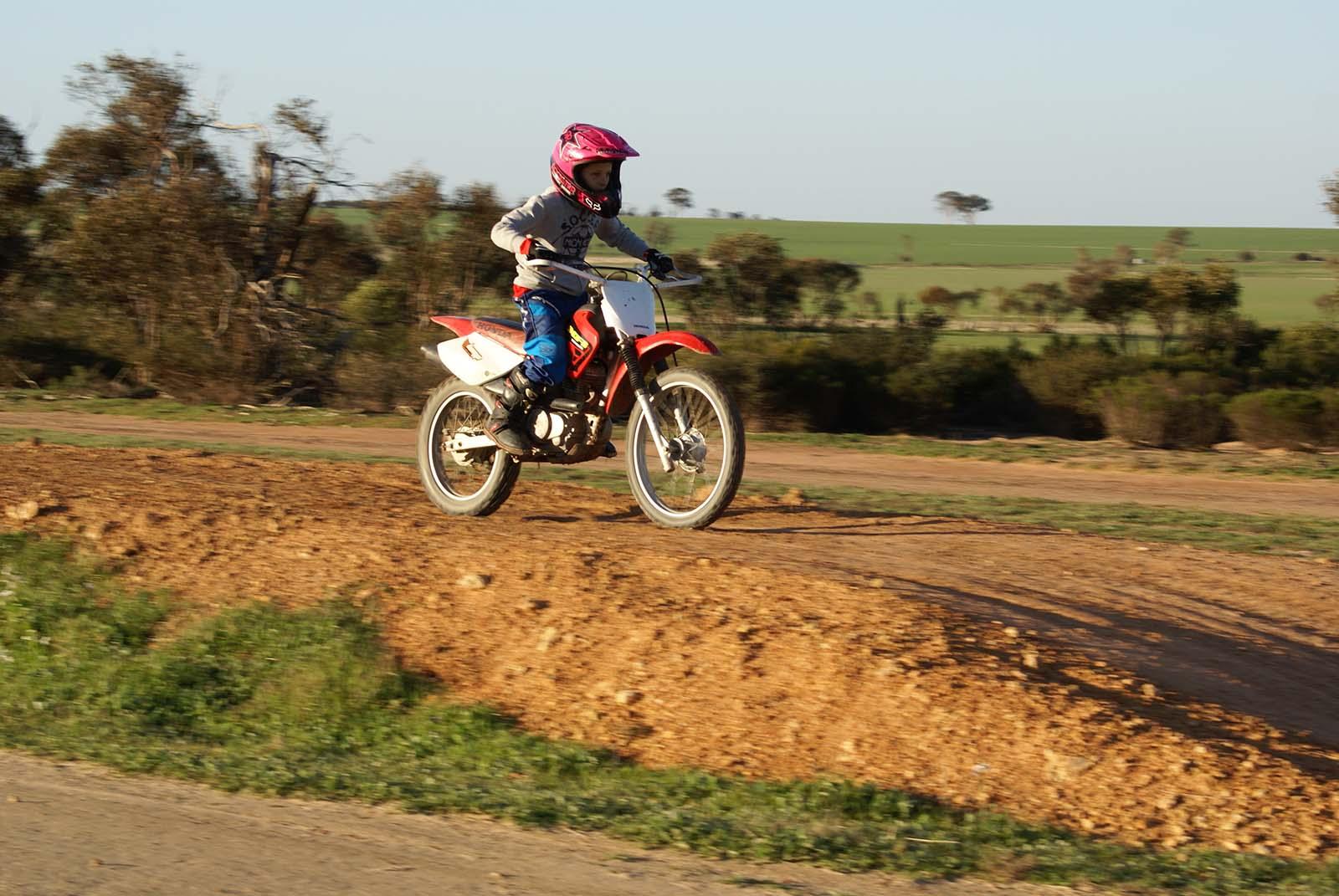 Dirt Bike & Quad Hire